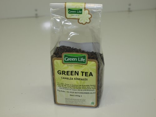 Natural Green Tea 150Gr