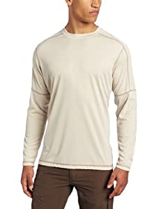 White Sierra Mens Swamp Long Sleeve Tee by White Sierra