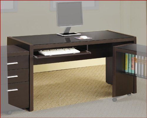 Buy Low Price Comfortable Papineau Computer Desk CO800901 (B004LQ6YEK)