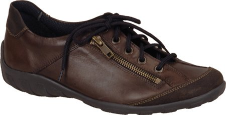 Rieker Women's R3421 Liv 21,Cocoa/Teak Leather,36 EU/5.5-6 M US