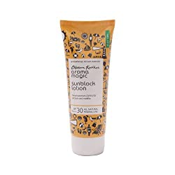 Aroma Magic Sunscreen Sun Block Cream, 100gm