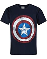 Official Avengers Age Of Ultron Captain America Shield Kid's T-Shirt