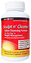 Sculpt n Cleanse HealtHDirect 50 Caps