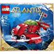 Lego 20013 Atlantis Neptune Microsub (bagged)