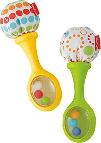 Fisher-Price Rattle and Rock Maracas Musical Toy (Girl Fisher Price Toys compare prices)