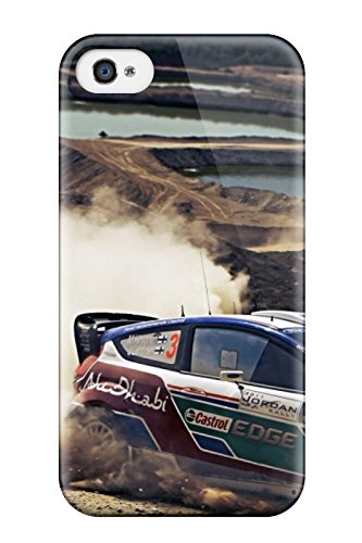 Vyqcrbz6697Ictbw Snap On Case Cover Skin For Iphone 4/4S(2011 Jordan Rally Car)