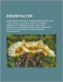 Erdzeitalter: Geologische Zeitskala, Karbon, Mesozoikum