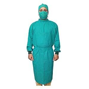 IndoSurgicals Reusable Surgeons Gown Set Cotton