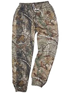 Walls Men's Hunting Fleece Pants Medium
