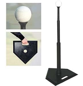 フィールドフォース 野球練習用品 硬式 軟式球 ソフトボール対応 バッティングティーVer2.0