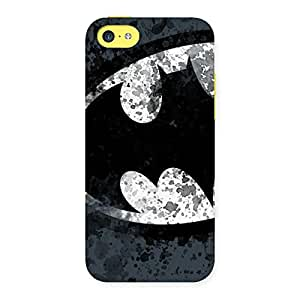 Special Dusty Back Case Cover for iPhone 5C