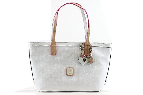 Guess Schultertasche Frosted Carry