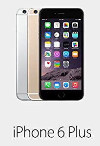 Apple iPhone 6 Plus 128GB - GOLD - NO Contract!