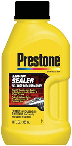 Prestone AS120 Radiator Sealer - 11 oz. (Cooling System Sealer compare prices)