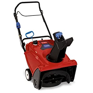 """Toro Power Clear 621QZE (21"""") 163cc 4-Cycle Single Stage Snow Blower w/ Electric Start, Zip & Quick Shoot - 38459"""