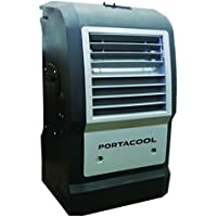 PortaCool Cyclone 1000 Portable Patio Evaporative Cooler - Factory Reconditioned