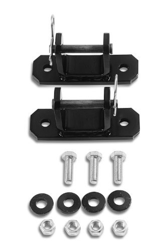 Warrior 861 Universal Tow Bar Mntg Bracket by Warrior