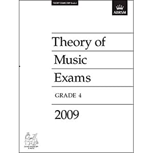 grade four music theory past papers