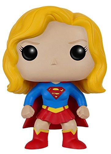 Funko - Figurine Dc Heroes - Supergirl Pop 10Cm - 0849803086794