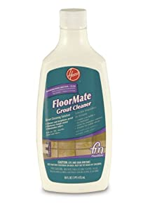 Hoover FloorMate Grout Cleaning Solution 16 oz, 40307016