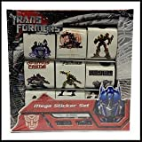 Transformers Mega Stickers Set