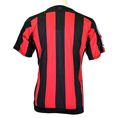 AC Milan Home Soccer Jersey 2015 - 2016 Football Shirts