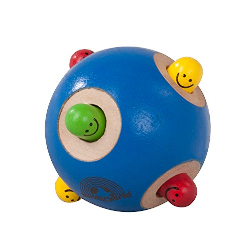 Wonderworld Peek-a-boo Ball (Older Version) (Discontinued by Manufacturer)