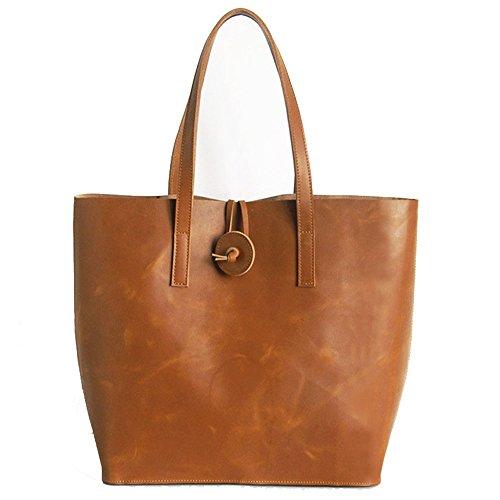 Sonyabecca-Beutel-Damen-Leder-Groe-Taschen-Handtaschen