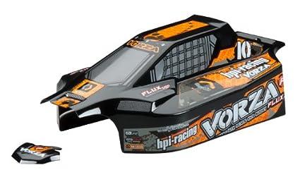 Hpi-Racing-101842-Vb-1-Buggy-Painted-Body,-Black/Orange