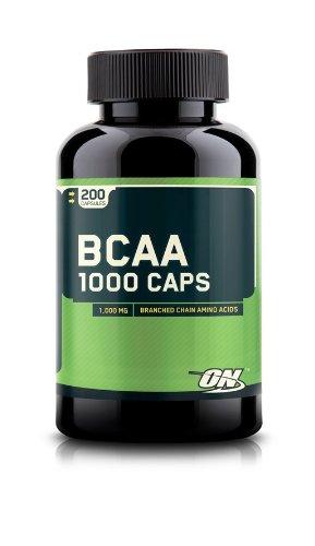 Optimum Nutrition BCAA Capsules, 400-Count