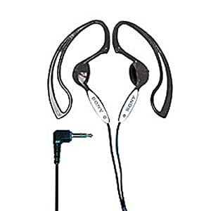 Sony MDR-J10 h.ear Headphones with Non-Slip Design (Black)