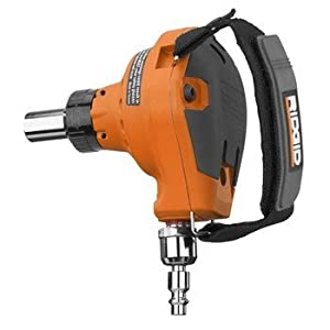 Factory-Reconditioned Ridgid ZRR350PNE 3-1/2 in. Hex Grip Palm Nailer with Micro Adjustment from Ridgid