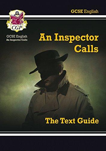 GCSE English Text Guide - An Inspector Calls (Pt. 1 & 2)