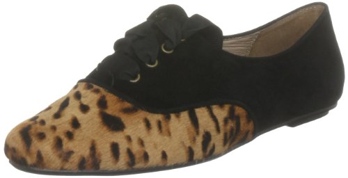 Bertie Women's Maki Brown Flats A11L/Su80/Cal0140 4 UK