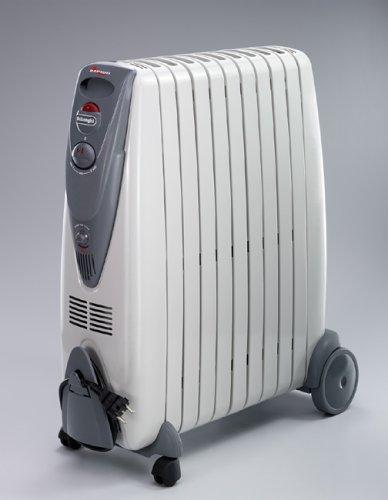 Radiador de aceite de 2000W DeLonghi