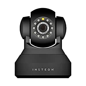 Insteon 75790 Wireless IP Security Camera with Night ...