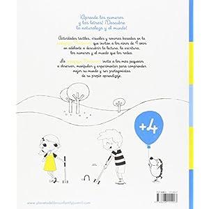 Mi Cuaderno Montessori. +4 Años