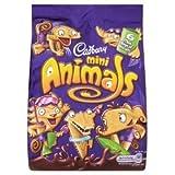 Cadbury Chocolate Animals 6 Pack 132g