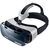 Samsung サムソン Gear VR Innovator Edition Virtual Reality Headset ヘッドマウントディスプレイ for Galaxy Note 4[並行輸入]