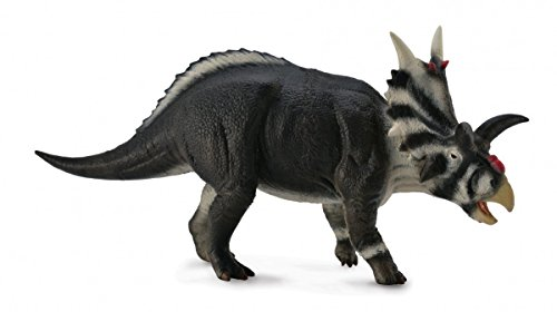 Collect A Prehistoric Life Xenoceratops Toy Figure - 1