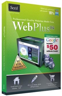 Popular Serif Inc Webplus X4 Easily Create Professional Websites Impressive Interactivity Am Box