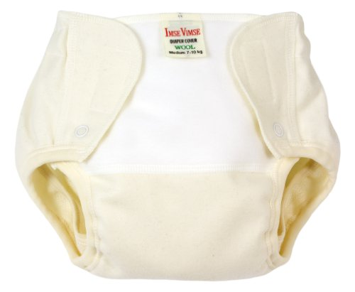 One Size Wool Diaper Cover front-1066584