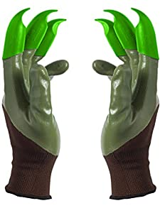 Cat Paw Digging Gloves For Women Nitrile Coated No More Worn Out Fingertips