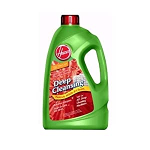 Hoover Steam Vac Carpet/Upholstery Detergent (48-Ounce)