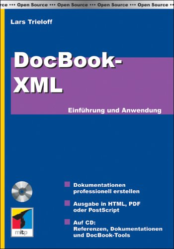DocBook-XML/ mit CD-ROM
