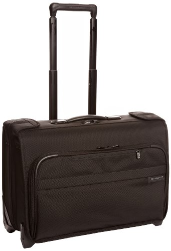 Briggs & Riley Carry-on Wheeled Garment Bag Black Small