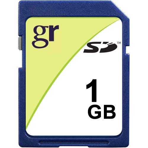 1GB SD (Secure Digital) Card (BXP)