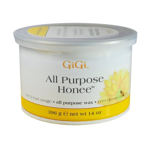 GiGi All Purpose Honee Wax 14 oz 3 PACK