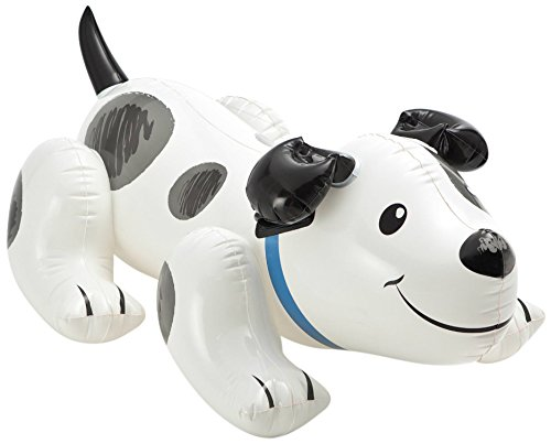 Intex Puppy Ride-On, 42.5″ X 28″, for Ages 3+