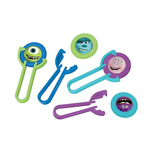 Monsters University Inc. Disc Launchers (12ct)